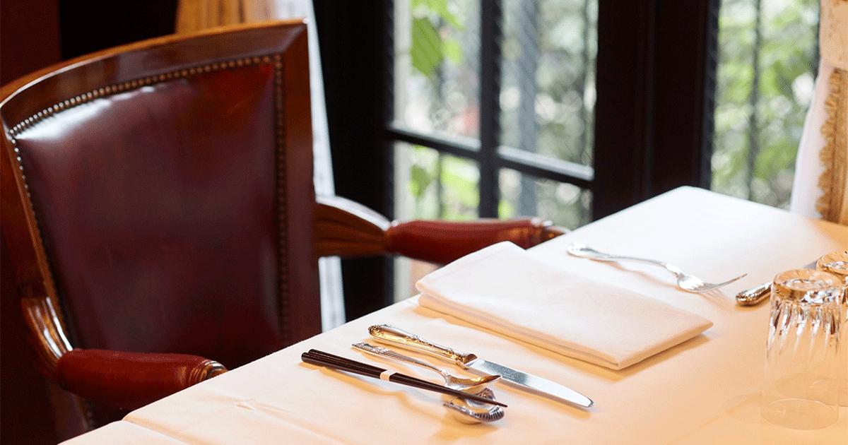 銀座にある最高級の老舗洋食「銀座 みかわや」